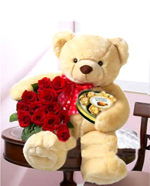 Send Teddy bears Tianjin, Online Teddy bears Tianjin ...